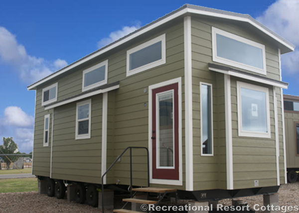 Two Bedroom RV Park Model for sale